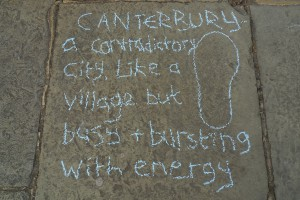 Canterbury: A Contradictory City